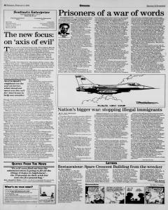 Fitchburg Sentinel and Enterprise, February 02, 2002, Page 12