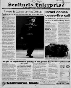 Fitchburg Sentinel and Enterprise, March 17, 2002, Page 2