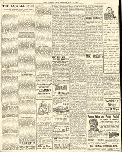 Lowell Sun, May 15, 1916, Page 6