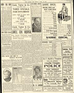 Lowell Sun, June 16, 1916, Page 9