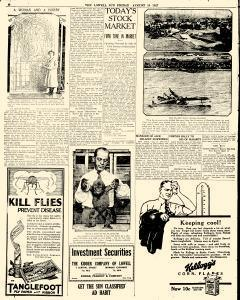 Lowell Sun, August 19, 1927, Page 8