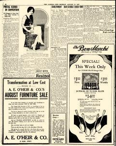 Lowell Sun, August 22, 1927, Page 2