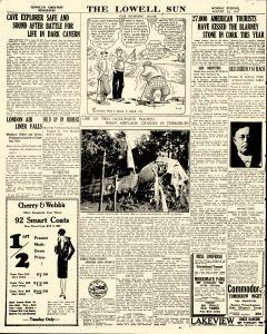 Lowell Sun, August 22, 1927, Page 14
