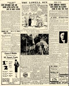 Lowell Sun, August 22, 1927, Page 28