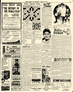 Lowell Sun, August 22, 1927, Page 9