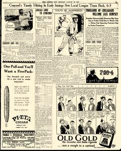 Lowell Sun, August 22, 1927, Page 11