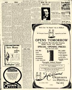 Lowell Sun, February 18, 1930, Page 3