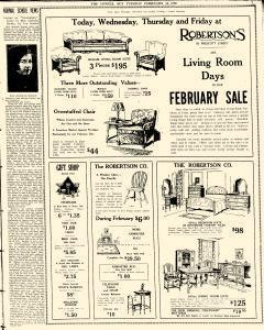 Lowell Sun, February 18, 1930, Page 7