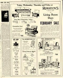 Lowell Sun, February 18, 1930, Page 25