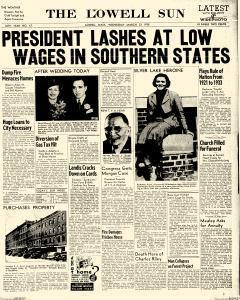 Lowell Sun, March 23, 1938, Page 74