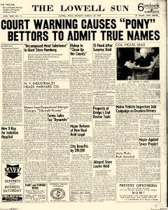Lowell Sun, March 28, 1938, Page 2