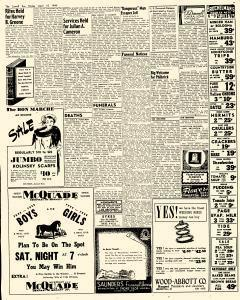 Lowell Sun, April 15, 1949, Page 3
