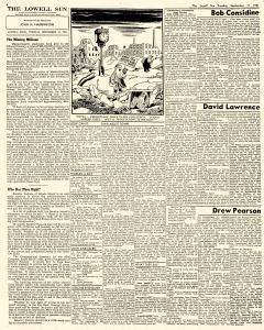 Lowell Sun, September 11, 1951, Page 7