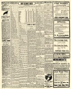 Adrian Daily Telegram, July 01, 1901, Page 2