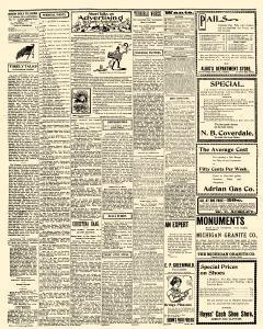 Adrian Daily Telegram, July 09, 1901, Page 2
