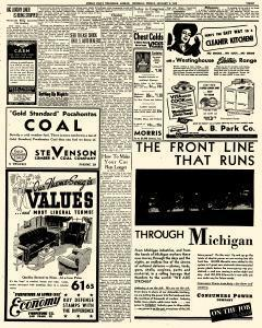 Adrian Daily Telegram, January 09, 1942, Page 3