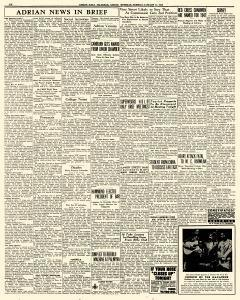 Adrian Daily Telegram, January 13, 1942, Page 6