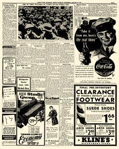 Adrian Daily Telegram, January 28, 1942, Page 3