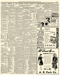 Adrian Daily Telegram, January 28, 1942, Page 5