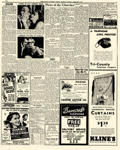 Adrian Daily Telegram, February 09, 1942, Page 2