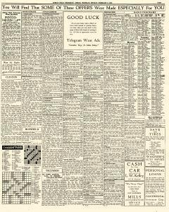 Adrian Daily Telegram, February 09, 1942, Page 9