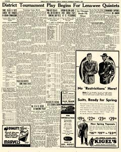 Adrian Daily Telegram, March 05, 1942, p. 12