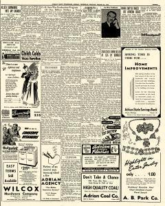 Adrian Daily Telegram, March 23, 1942, Page 3