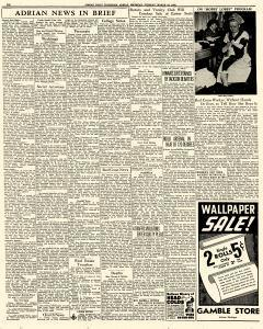 Adrian Daily Telegram, March 24, 1942, Page 6
