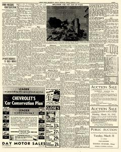 Adrian Daily Telegram, March 27, 1942, Page 7