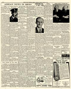 Adrian Daily Telegram, March 30, 1942, Page 6
