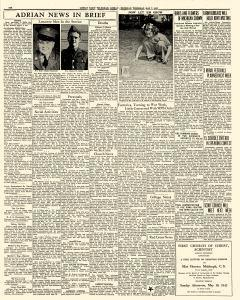 Adrian Daily Telegram, May 07, 1942, Page 6