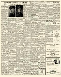 Adrian Daily Telegram, May 08, 1942, Page 6