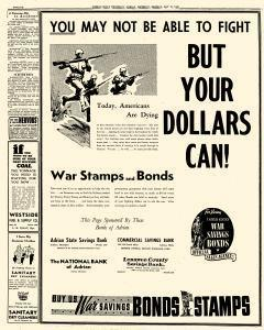 Adrian Daily Telegram, May 18, 1942, Page 12