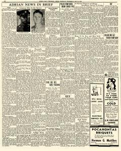 Adrian Daily Telegram, May 27, 1942, Page 6