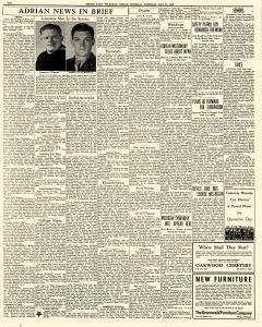 Adrian Daily Telegram, May 28, 1942, Page 6