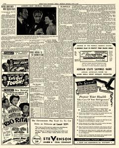 Adrian Daily Telegram, June 08, 1942, Page 2