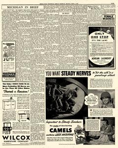 Adrian Daily Telegram, June 08, 1942, Page 5