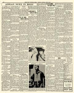 Adrian Daily Telegram, June 13, 1942, Page 6