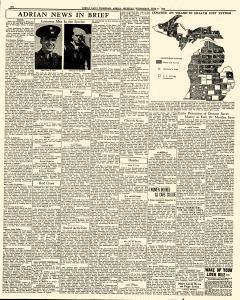 Adrian Daily Telegram, June 17, 1942, Page 6