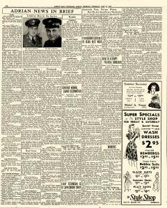 Adrian Daily Telegram, June 18, 1942, Page 6