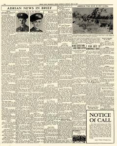 Adrian Daily Telegram, July 13, 1942, Page 6