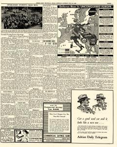 Adrian Daily Telegram, July 25, 1942, Page 7
