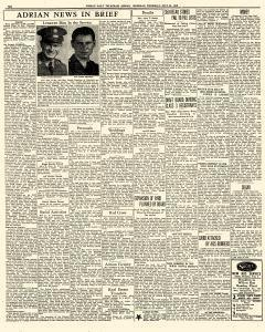 Adrian Daily Telegram, July 30, 1942, Page 6