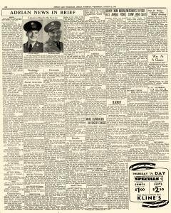Adrian Daily Telegram, August 12, 1942, Page 6
