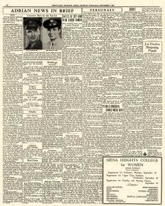 Adrian Daily Telegram, September 09, 1942, Page 6