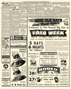 Adrian Daily Telegram, September 21, 1942, Page 10