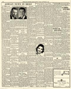 Adrian Daily Telegram, September 29, 1942, Page 6