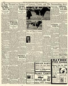 Adrian Daily Telegram, October 09, 1942, Page 8