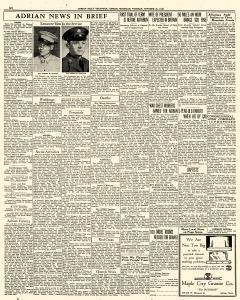 Adrian Daily Telegram, October 20, 1942, Page 6