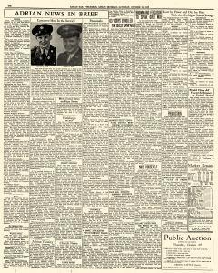 Adrian Daily Telegram, October 24, 1942, Page 6